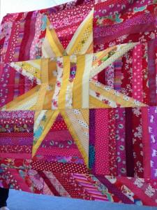 Billie yellow star