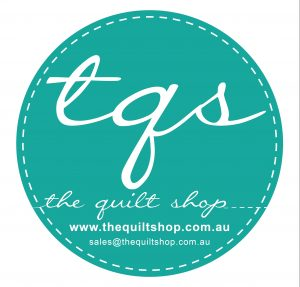 The Quilt Shop logo
