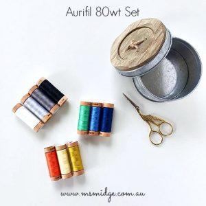 Aurifil 80w Ms Midge